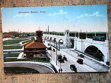 The Aquaduct Boston Ma 1915