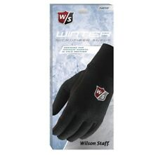 NEW ALL SIZES WILSON STAFF WINTER THERMAL GOLF GLOVES 2018 (PAIR)