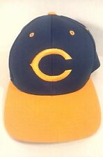 CHICAGO BEARS NFL BASEBALL HAT CAP BLUE YELLOW  FREE SHIPPING!