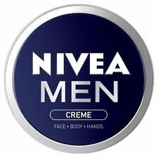 Nivea Men Cream Face Hand Body Moisturiser for Dry Skin 75ml