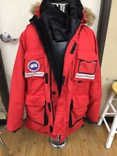 Canada Goose Expedition Coat Size XL 4565MR Red