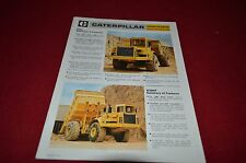 Caterpillar D35C Articulated Dump Truck Dealer's Brochure DCPA8