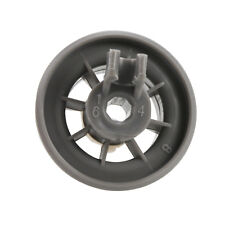 Supreme Quality Dishwasher Lower Basket Wheel For Bosch Neff & Siemens - Grey