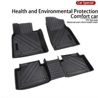 For 2016-2020 Honda Civic Sedan Hatchback Custom Liners Floor Mats Black US