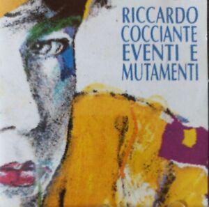 Riccardo Cocciante | CD | Eventi e mutamenti (1993, I)