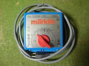 Märklin Transformator - 37540 (1)