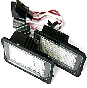 LED License Plate Light Module Seat Leon 4 Altea Ibiza St Exeo Toledo