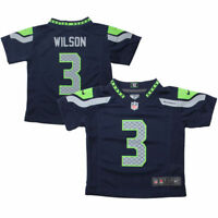 Russell Wilson Seattle Seahawks Nike Toddler Game Jersey - College Navy