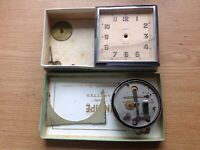 Antique Smiths Alarm Clock Parts From Clockmakers Spares