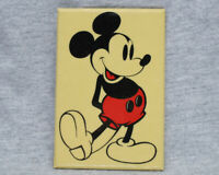 """Vintage Mickey Mouse Compact Mirror 2"""" X 3"""""""