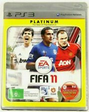 FIFA 11 Platinum Sony Playstation 3 PS3 Game