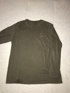 Rare Drake Stitched OVO Octobers Very Own Long Sleeve Shirt Mens Sz XL Jordan