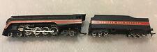 J375 Bachmann HO Scale Norfolk & Western 4-8-4 Steam Locomotive & Tende No Run