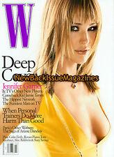 W 11/03,Jennifer Garner,Jamie Tarses,Colin Firth,NEW