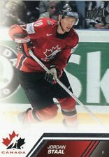 2013/14 Upper Deck Team Canada - #142 JORDAN STAAL [SP]
