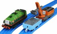 Plarail Thomas TS-18 Gator & Marion Takara Tomy Thomas & Friends Japan