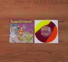 "TEENAGE BOTTLEROCKET 7""-LILLINGTONS-RIVERDALES-BOMBPOPS-BLINK 182-NOFX-LAGWAGON"