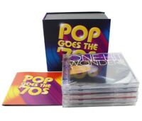 Pop Goes the 70s by Various (CD, 2015, 10 Disc Box Set, Time Life) US Seller New