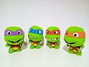 Funko Fabrikations - Teenage Mutant Ninja Turtles - FULL SET - BUNDLE -TMNT 2015