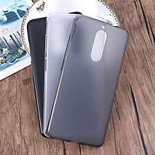 Custodia protettiva Flexy cover TPU per Wiko View XL case flessibile gel morbida