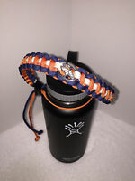 DENVER BRONCOS - Hydro Flask Paracord Handle w/NFL sports charm