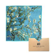"LARGE[6 Pack](Gogh ""Almond Blossoms"") - ULTRA PREMIUM QUALITY Microfiber Cloths"