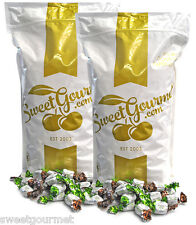 SweetGourmet Arcor Chocolate Filled Mints Hard Candy-10Lb (2X 5Lb )FREE SHIPPING
