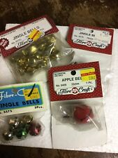 Fibre Craft Bells That Jingle