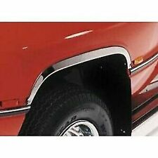 For Chevy Tahoe 1995-1999 QMI 145011 Polished Stainless Steel Fender Trim