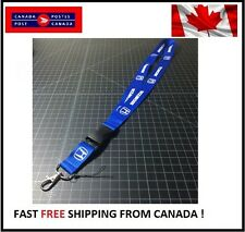 Honda Civic Accord MUGEN Blue Lanyard  Cell Phone Key Chain Strap Quick Release