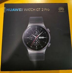 Smartwatch Huawei Watch GT 2 Pro Sport 46mm - Night Black - Original -Sealed Box