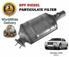 FOR CHRYSLER 300C 3.0 DT + EST V6 8/2005-> NEW FILTRE À PARTICULES DIESEL DPF