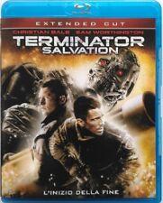 Blu-ray Terminator Salvation - Extended Cut di McG 2009 Usato