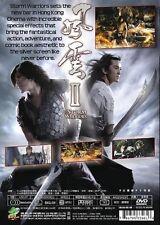 STORM WARRIORS 2  - Hong Kong RARE Kung Fu Martial Arts Action movie - NEW DVD