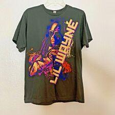 Lil Wayne Sz M Tee Shirt TShirt Top Short Sleeve Gray