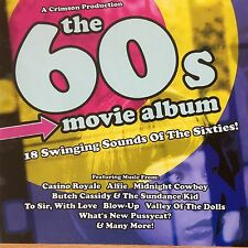 """The 60's Movie Album""- Alfie-Midnight Cowboy-Butch Cassidy-Blow Up-Valley Dolls"