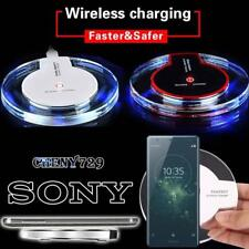 Fast Qi Wireless Charger Charging Dock Pad For SONY Xperia Z3V / Z4V