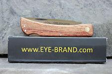 Eye Brand Carl Schlieper 99L Lockback Clodbuster Oak