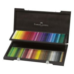 Polychromos    120 Farbstifte im Holzkoffer