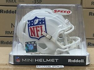 NFL SHIELD LOGO - Riddell Speed Mini Helmet