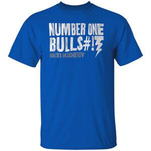 Nikita Kucherov Tampa Bay Lightning Number One Bs T-Shirt S-5XL