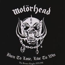 MOTÖRHEAD - BORN TO LOSE,  LIVE TO WIN  ltd. 7SingleBox