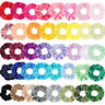 10/20Pc Hair Scrunchies Velvet Elastic Hair Bands Scrunchy Hair Ties Ropes Scrun