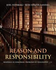Reason and Responsibility: Readings in Some Basic Problems of Philosophy, Shafer