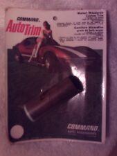 Vintage Command Auto Trim Walnut Woodgrain VInyl G.M., Ford, Mopar, Custom