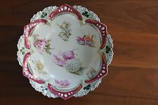Rae RS Prussia Bowl in Jewel & Clover mold