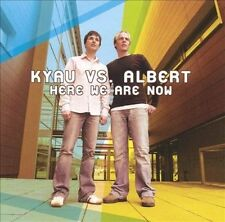 Here We Are Now by Kyau/Albert CD, 2012, 2 Discs)