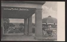 Postcard Dalshein Netherlands Landhaus Merkel view #2