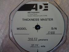 ADE 950um Thickness Master, 125mm, 020986-38