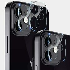 (3 Pack) For iPhone 12 Pro Max 6.7 Camera Lens Tempered Glass Protector